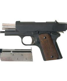 Pistolet Army 1911 Detonics Compact R45 Full metal noir GBB
