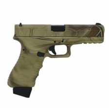 Pistolet G17 APS CO2 GBB V2 Kryptek Highlander