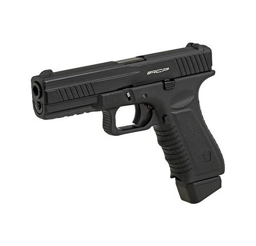 Pistolet G17 APS CO2 GBB V2 noir