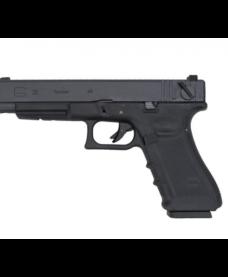 Pistolet G35 Gen3 GBB noir WE