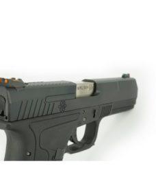 Pistolet GP1799 T5 noir argenté GBB WE