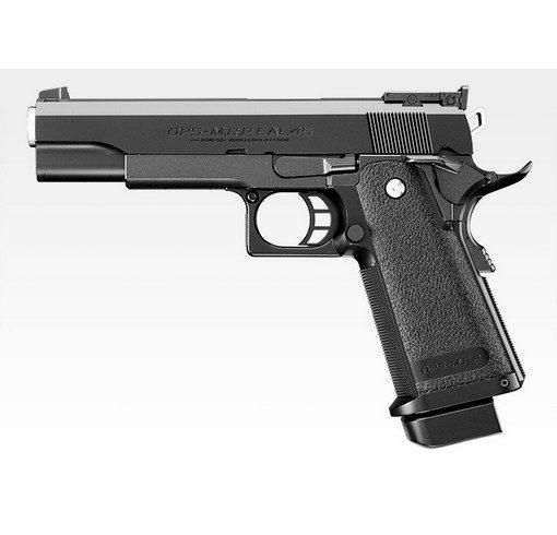 Pistolet Hi Capa 5.1 Governement Model noir GBB Tokyo Marui