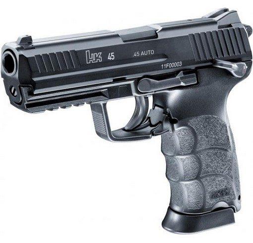 Pistolet KWA HK45 Noir GBB Umarex