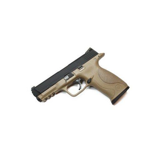 Pistolet M&P GBB Tan WE