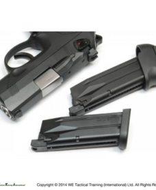 Pistolet PX4 Compact Bulldog GBB noir WE