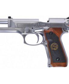 Pistolet Samurai Edge chrome GBB WE