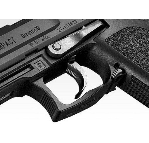 Pistolet USP Compact  noir GBB Tokyo Marui