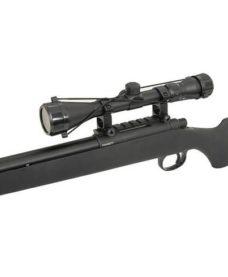 Rail de Montage aluminiuum 140mm pour sniper type BAR 10