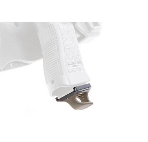 3 Extracteurs de Chargeur glock tan