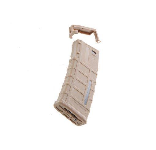 Chargeur AEG M4 Airsoft PMAG 300 billes Tan