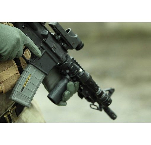 Chargeur AEG M4 Airsoft PMAG M120 Tan