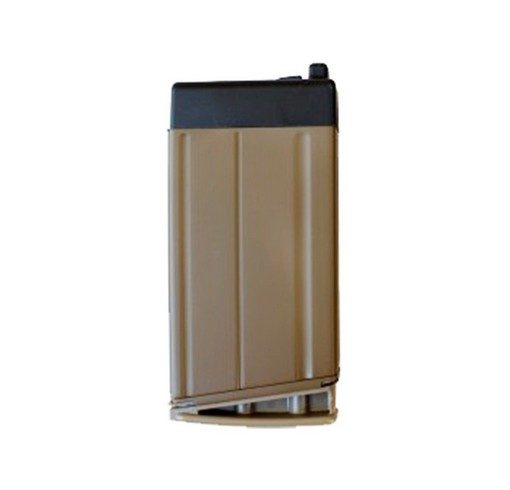 Chargeur SCAR H Airsoft gaz 30 billes Tan