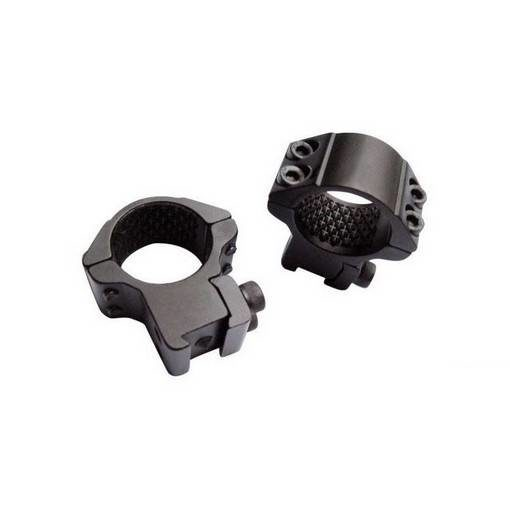 """Anneau de montage lunette Airsoft 1""""/25mm rail de 11mm MEDIUM"""