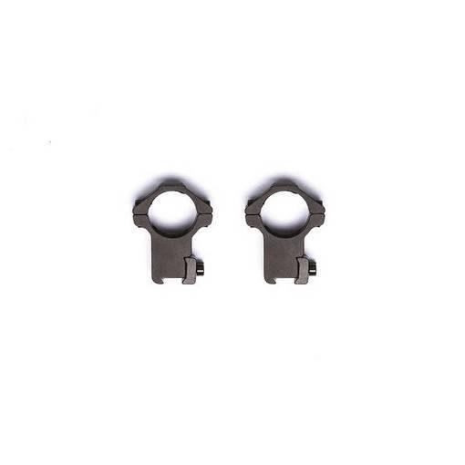 Anneaux montage Airsoft lunette de visée 25.4x20x11