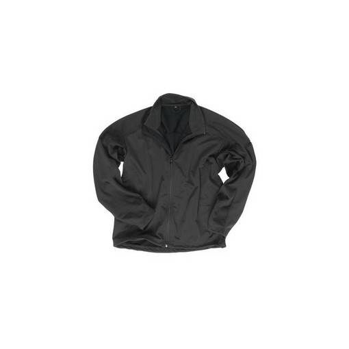 Blouson Airsoft Noir XL Softshell Lightweight