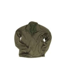 Blouson Airsoft Olive L Softshell Lightweight