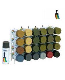 Bombe de peinture Airsoft brun France
