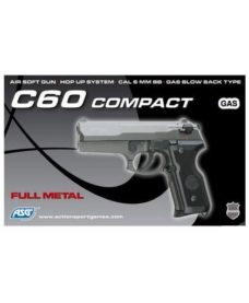 C60 Compact Airsoft GBB