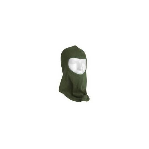 Cagoule Airsoft 1 trou Olive
