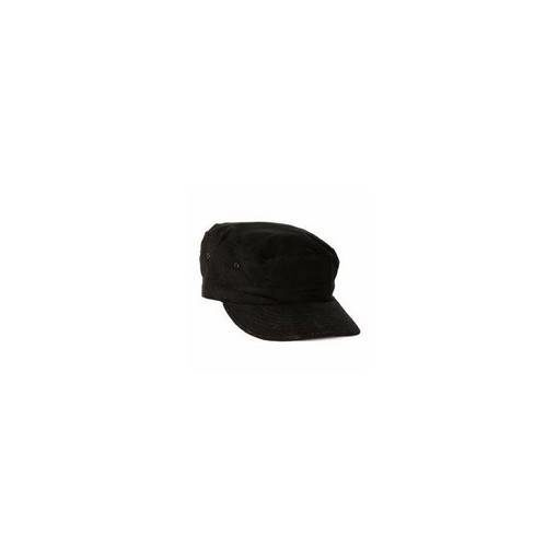 Casquette Airsoft military Noire Taille M