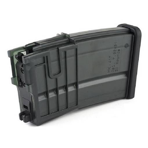 Chargeur Gaz HK417 H&K GBBR Low-Cap 20 billes