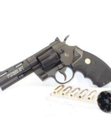 Colt Python 357 Magnum Airsoft CO2 Metal