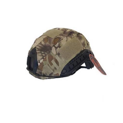Couvre casque Airsoft Helmet Kryptec Highlander