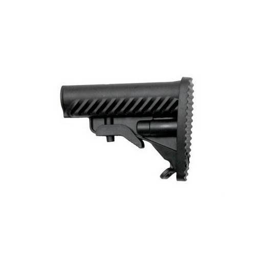 Crosse Airsoft noire M4 / M15 / M16