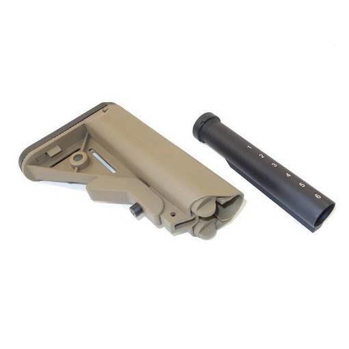 Crosse Crane ASR M4 / M15 / M16 + tube + attache sangle