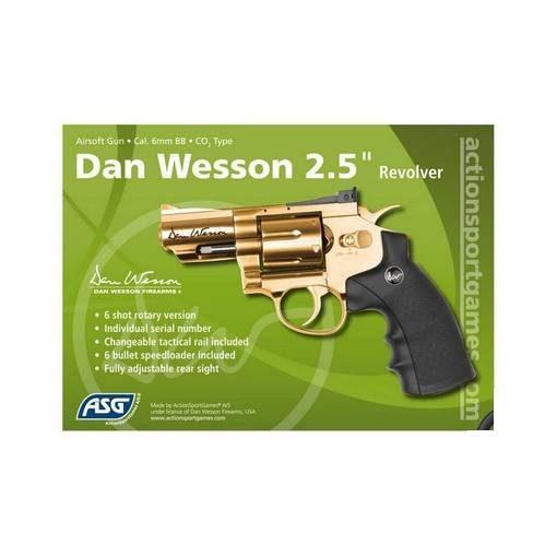 Dan Wesson Airsoft 2
