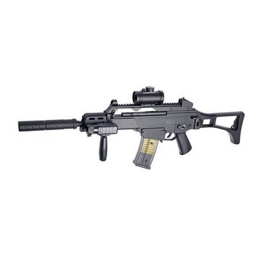 DLV36 AEG pack complet Airsoft