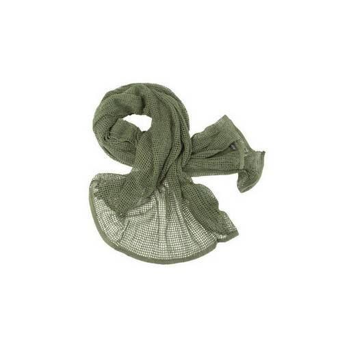 Echarpe filet Airsoft Olive 190x90 cm