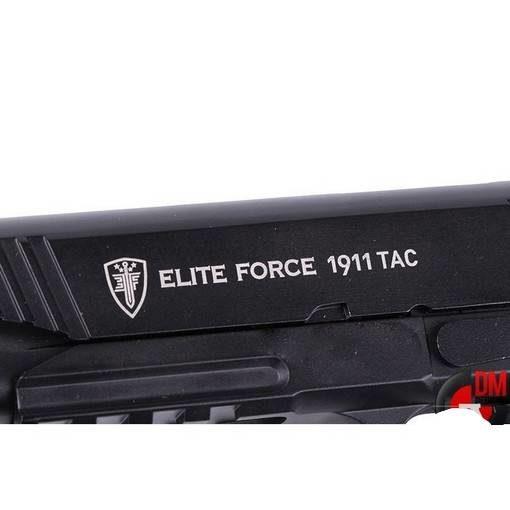 Elite force 1911 tactical Airsoft Métal CO2 GBB