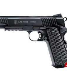 Elite force 1911 tactical Airsoft Métal CO2 GBB
