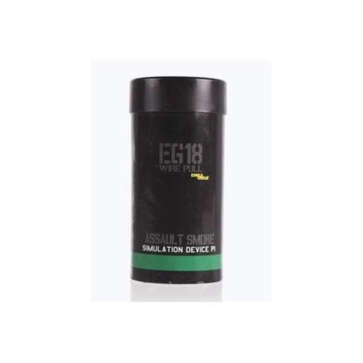 Fumigène Airsoft Vert grand format (120 sec)