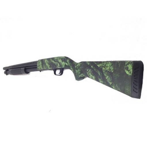 Fusil a pompe Green Zombie Airsoft