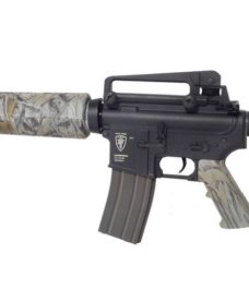 Fusil A4S AEG Full-auto pack complet