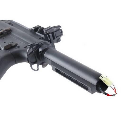 Fusil APS 16 AEG RIS noir Airsoft