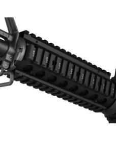 Fusil M4A1 AEG RIS noir metal WE