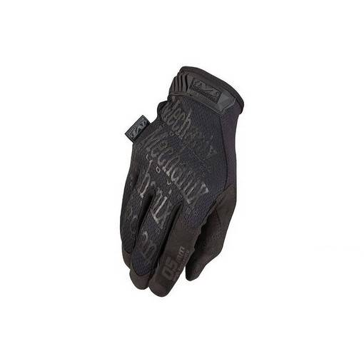 Gants Airsoft femme Mechanix Original 0.5 Noir Taille M