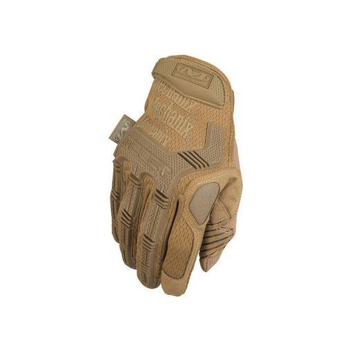 Gants Airsoft Mechanix M-PACT Coyote Taille XXL