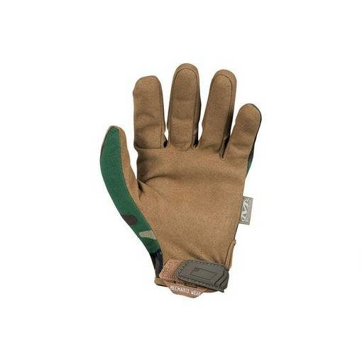 Gants Airsoft Mechanix Woodland Taille M