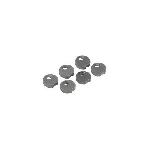 Gear sector clips Airsoft (x6)