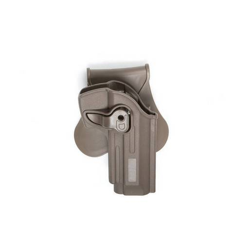 Holster Airsoft M92 serie FDE retention active
