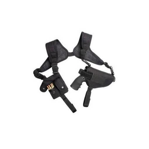 Holster d'épaule porte-douilles Airsort pour Revolver
