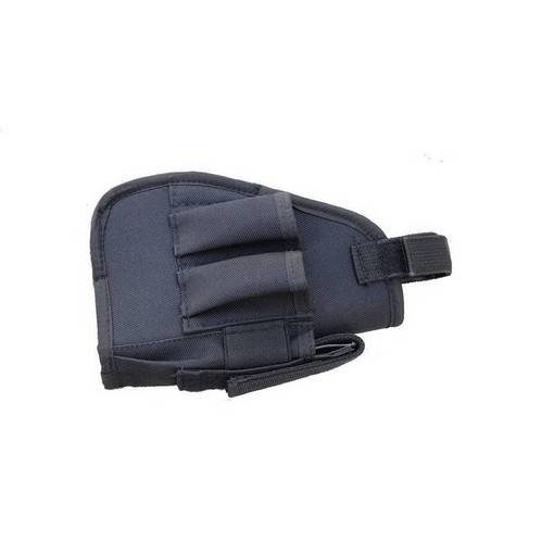 Holster de ceinture Airsoft noir porte-chargeur