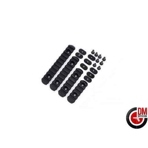 Kit de rails garde-main Magpul PTS MOE (x4)
