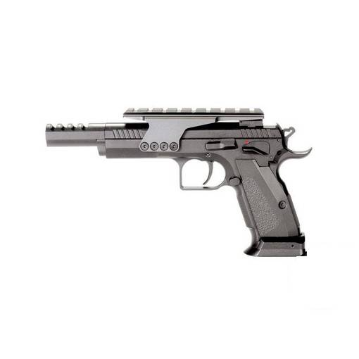 KWC 75 Competition Model Airsoft métal CO2 blowback