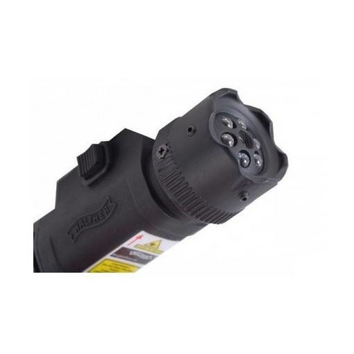 Laser lampe Airsoft 6 leds classe 2