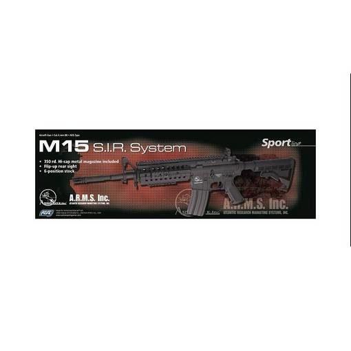 M15 Airsoft avec garde main